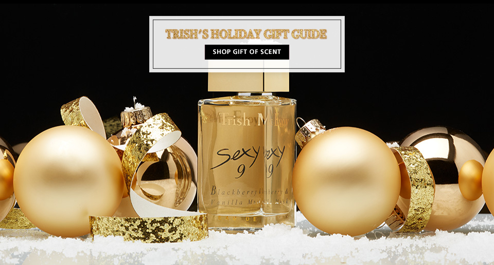 Shop Now, Trish McEvoy's Gift of Scent