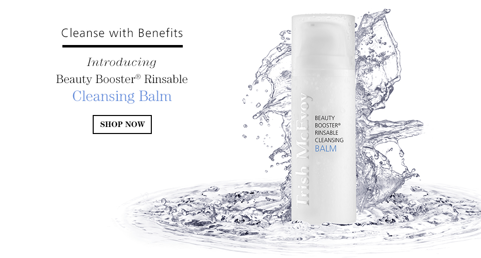 SHOP NOW, NEW Beauty Booster Rinsable Cleansing Balm