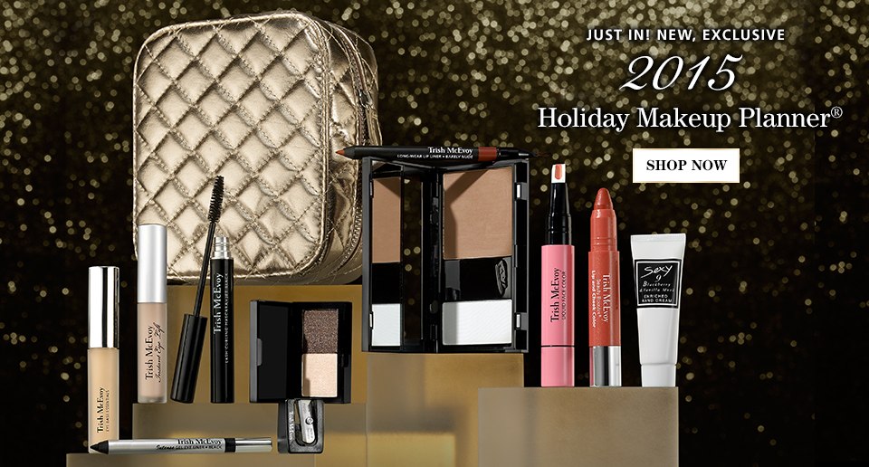 SHOP NOW, Introducing the Power of Makeup® Planner Collection Holiday