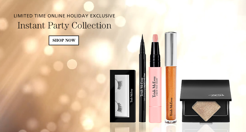 SHOP NOW, Instant Party Collection