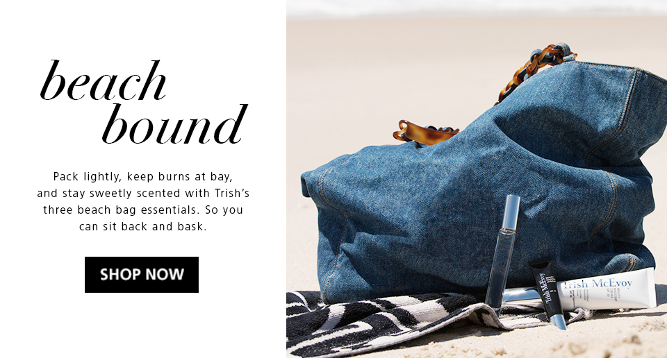 Beautify Your Beach Bag