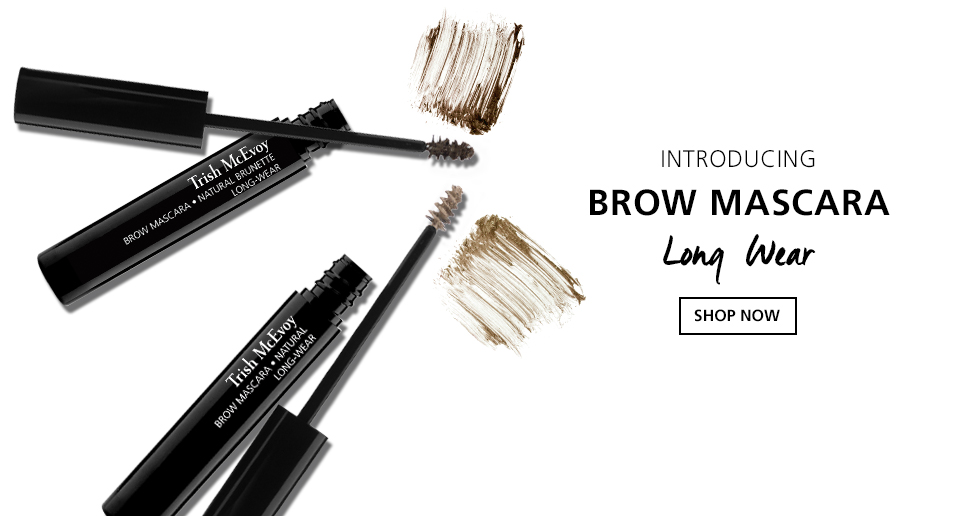 Brow Mascara Long-Wear