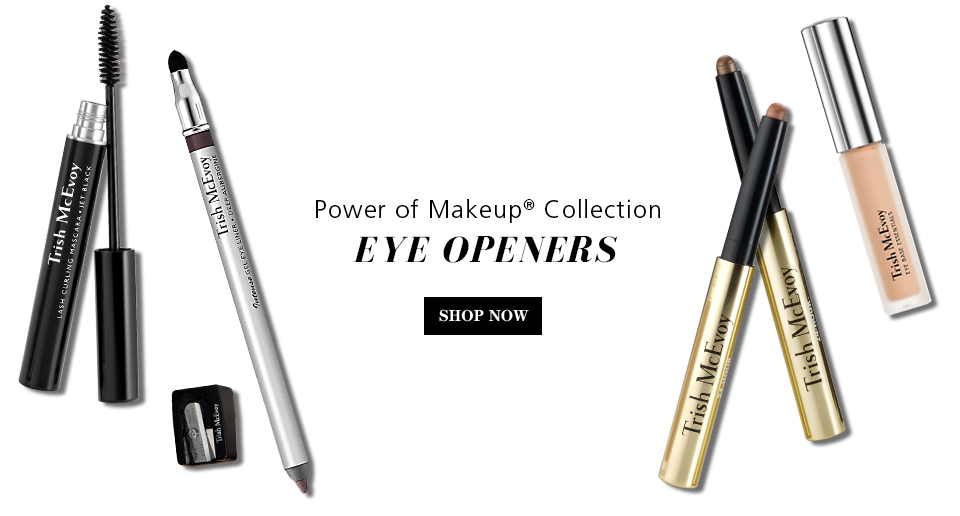 Power of Makeup Collection Eye Openers