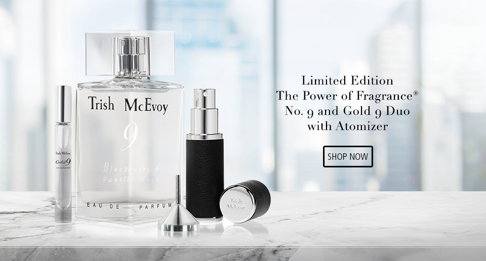 SHOP NOW The Power of Fragrance® No. 9 & Gold 9 Duo with Atomizer