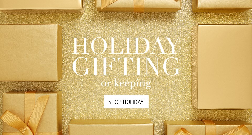 SHOP NOW Trish's Holiday Gift Guide