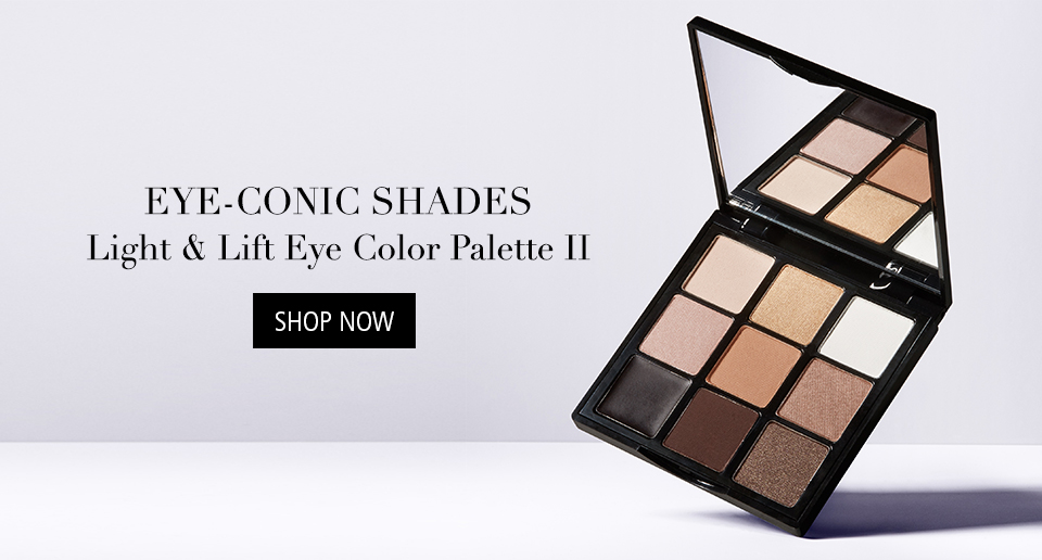 Shop Now! Light & Lift Eye Color Palette II
