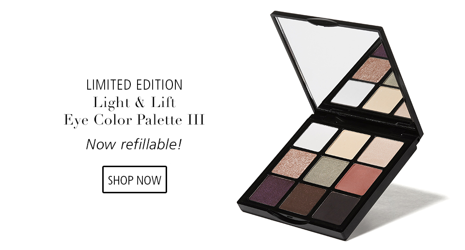 SHOP NOW Limited-Edition Light & Lift Eye Color Palette III