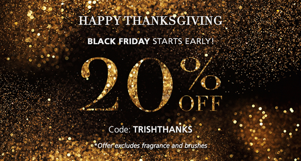 HappyThanksgiving! Black Friday Starts Early
