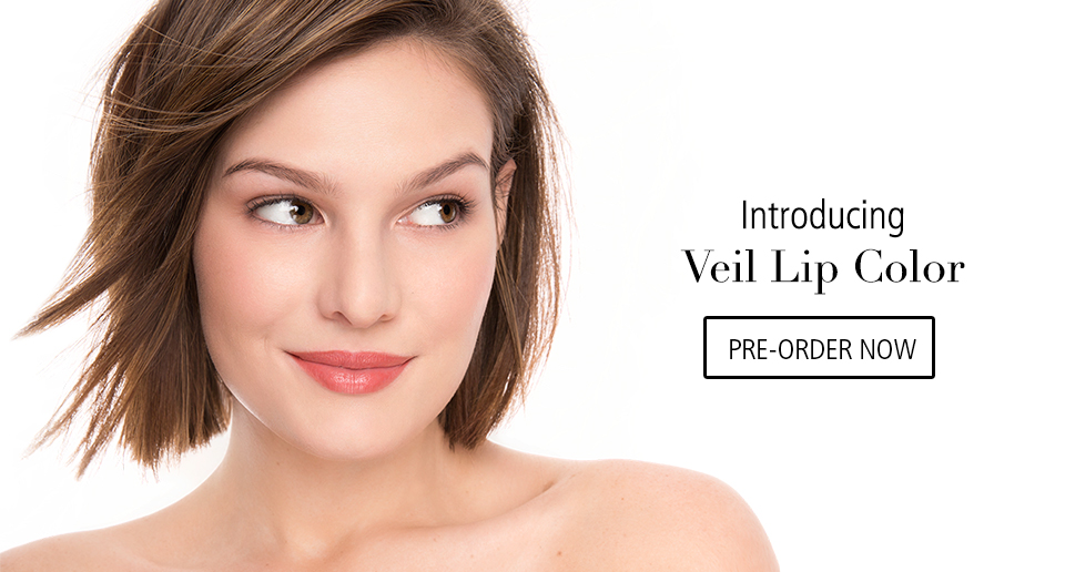 PRE-ORDER NOW! Trish McEvoy Veil Lip Color