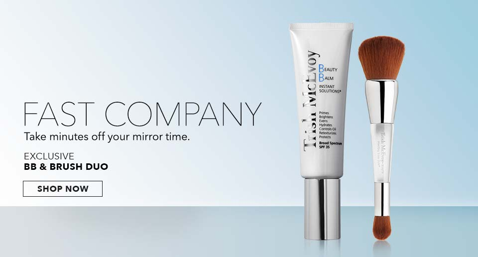 Online Exclusive Beauty Balm SPF 35 & Wet/Dry Skin® Brush Duo