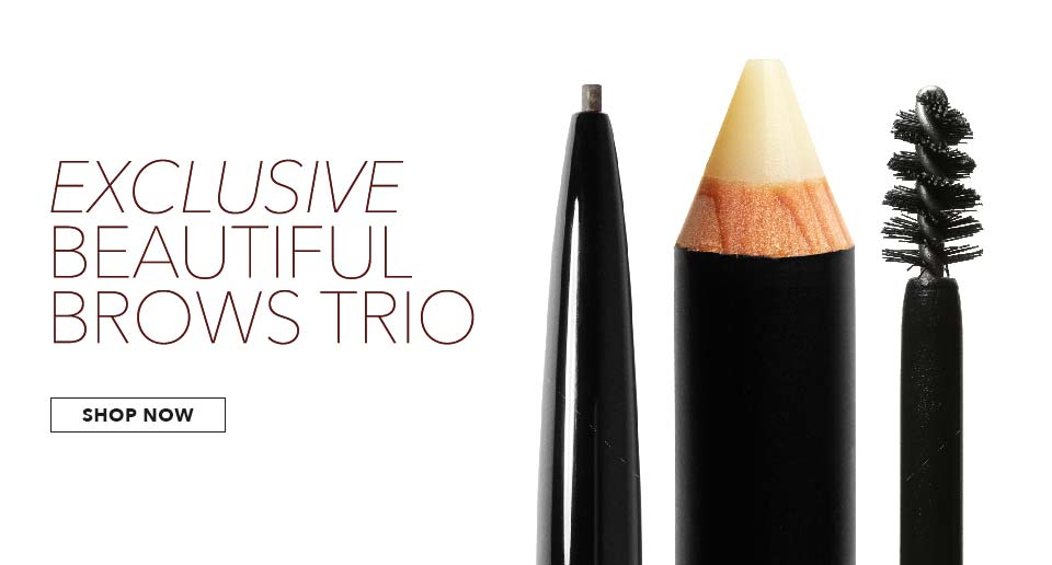 SHOP NOW Beautiful Brows Trio