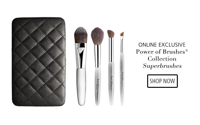 SHOP NOW Online Exclusive Power of Brushes(R) Superbrushes