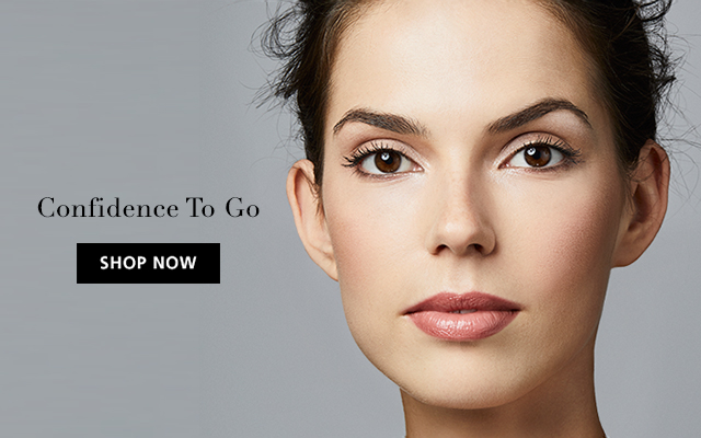 SHOP NOW Confidence On The Go