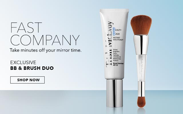SHOP NOW Online Exclusive Beauty Balm SPF 35 & Wet/Dry Skin® Brush Duo
