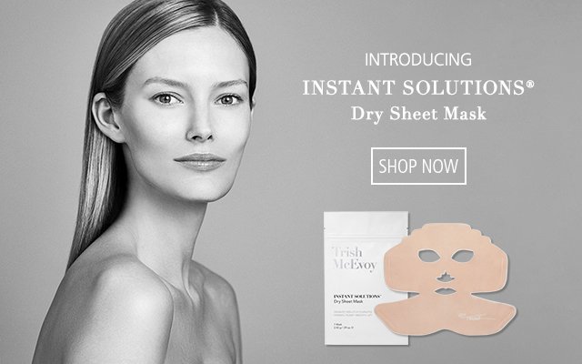 SHOP NOW Instant Solutions® Dry Sheet Mask